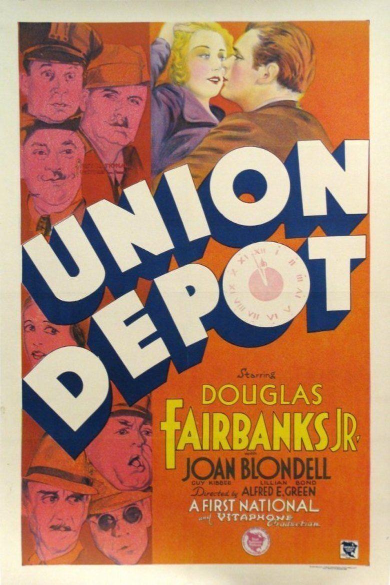 Union Depot (film) movie poster