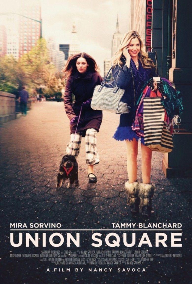 Union Square (film) movie poster