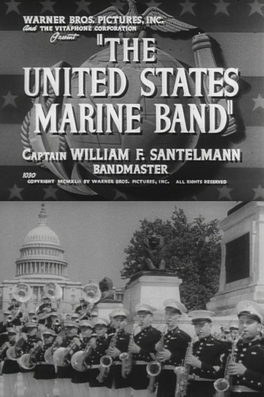 United States Marine Band (film) movie poster