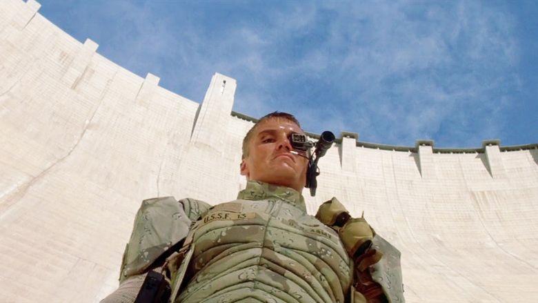 Universal Soldier (1992 film) movie scenes