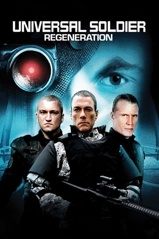 Universal Soldier: Regeneration movie poster