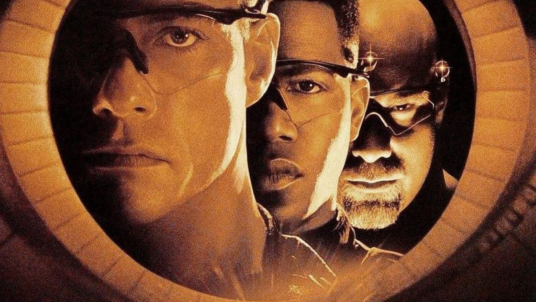 Universal Soldier: The Return movie scenes