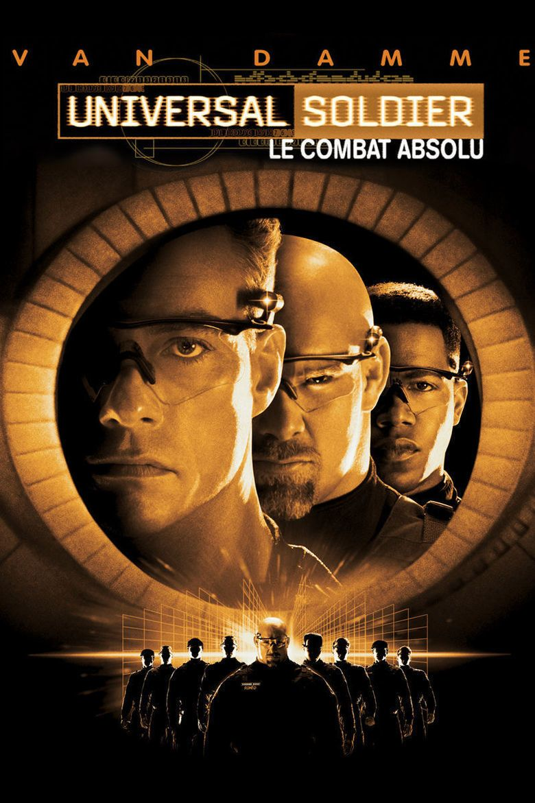 Universal Soldier: The Return movie poster