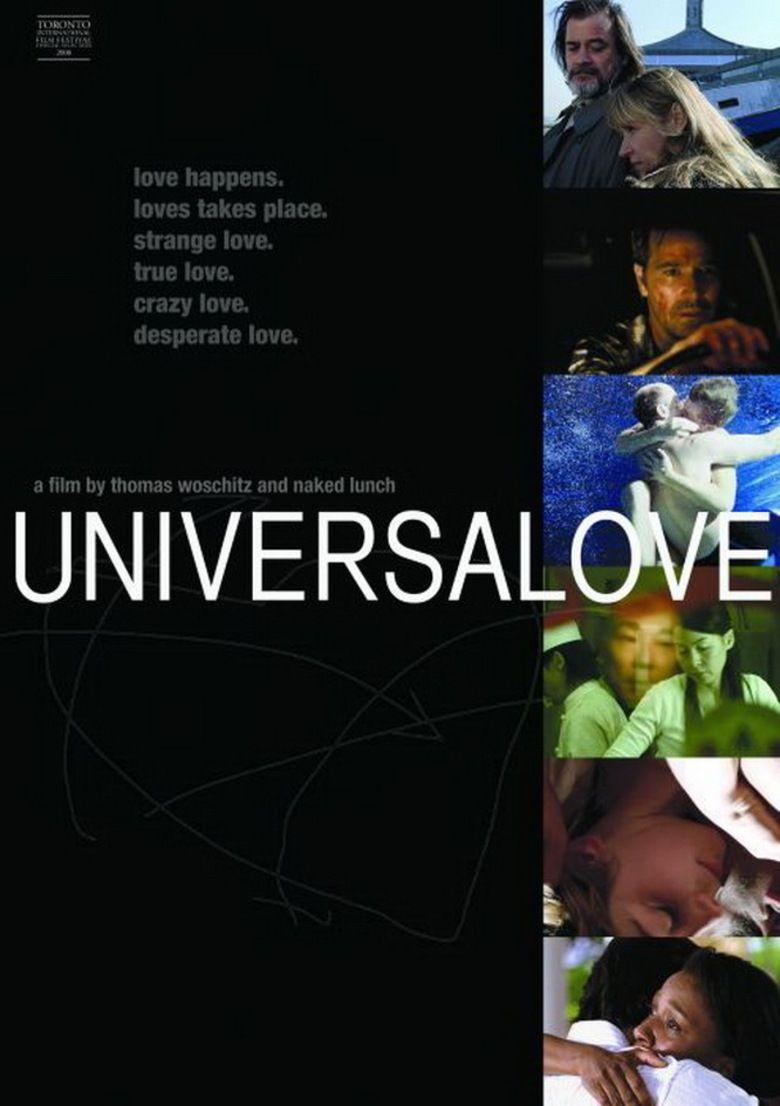 Universalove movie poster