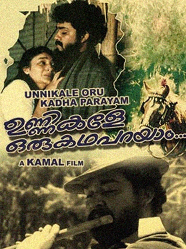 Unnikale Oru Kadha Parayam movie poster
