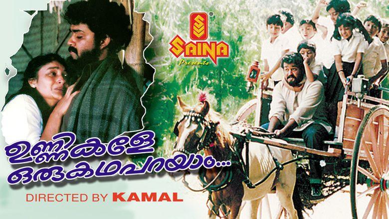 Unnikale Oru Kadha Parayam movie scenes