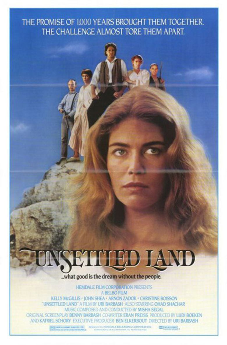 Unsettled Land movie poster