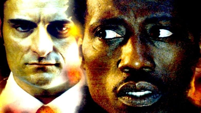 Unstoppable (2004 film) movie scenes