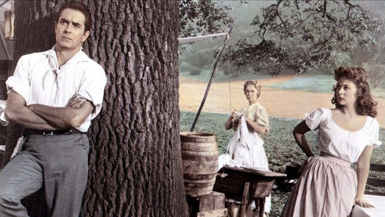 Untamed (1955 film) movie scenes