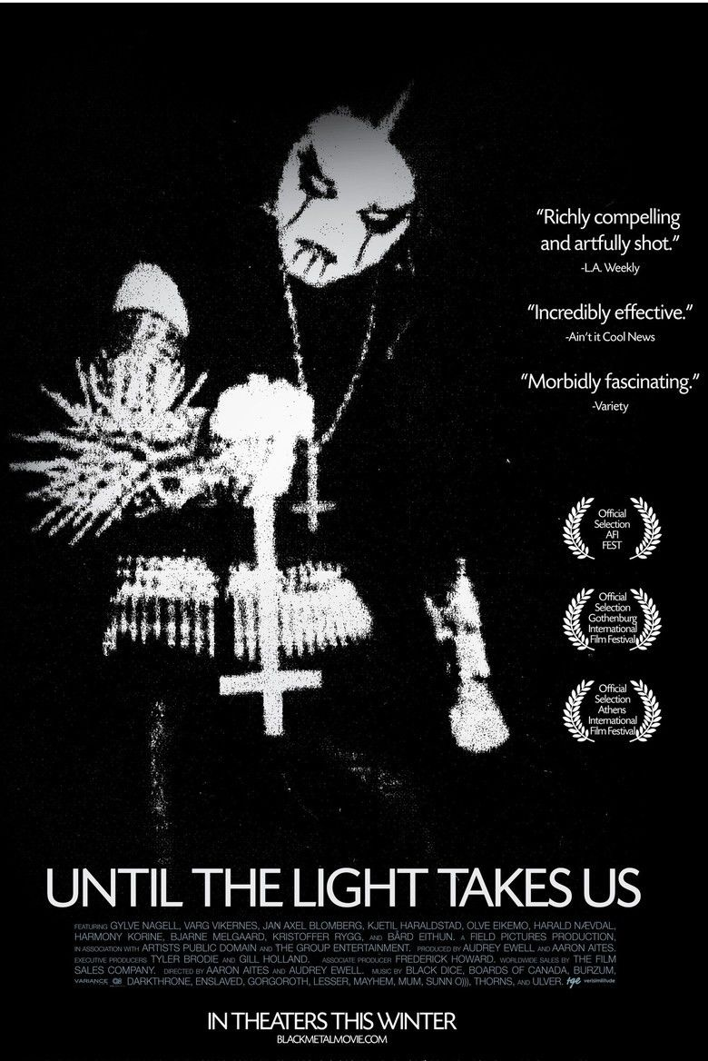 Until the Light Takes Us movie poster