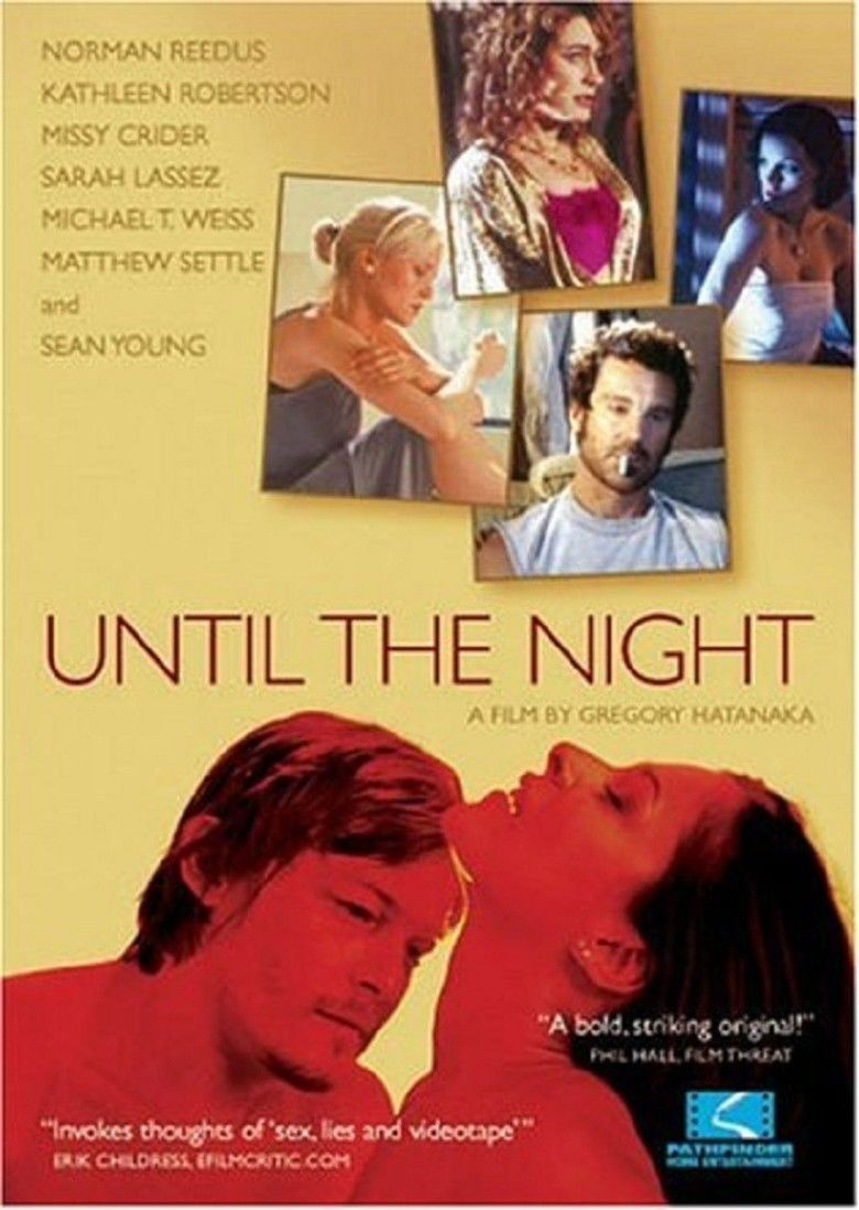Until the Night (film) movie poster