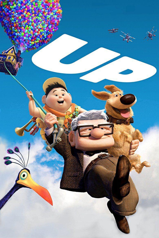 Up (2009 film) movie poster