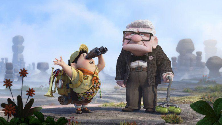 Up (2009 film) movie scenes