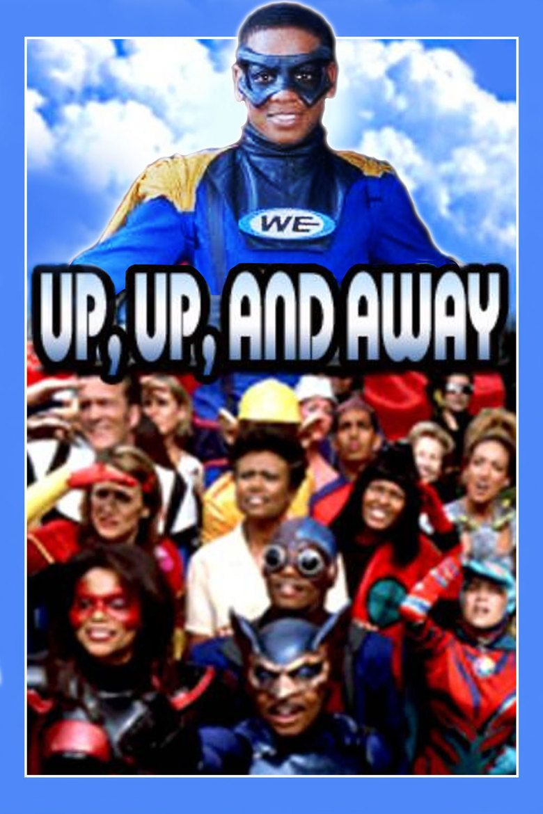 Up, Up and Away (film) movie poster