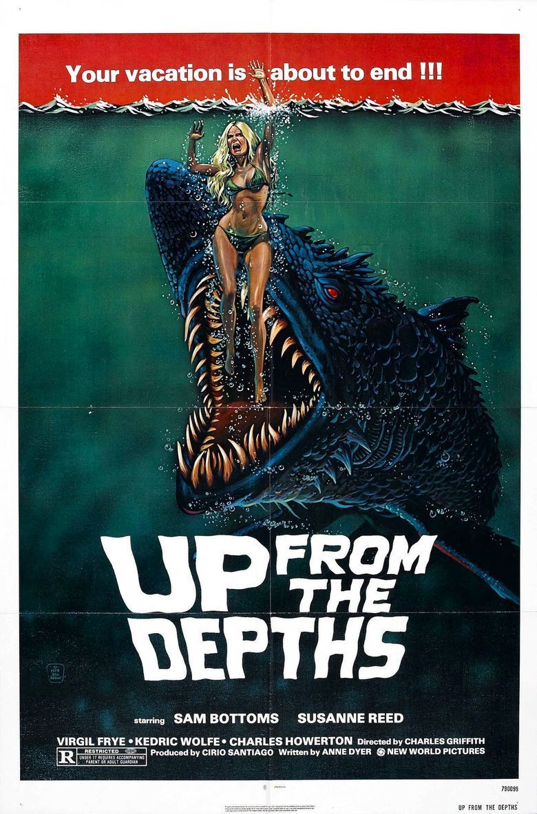Up from the Depths movie poster
