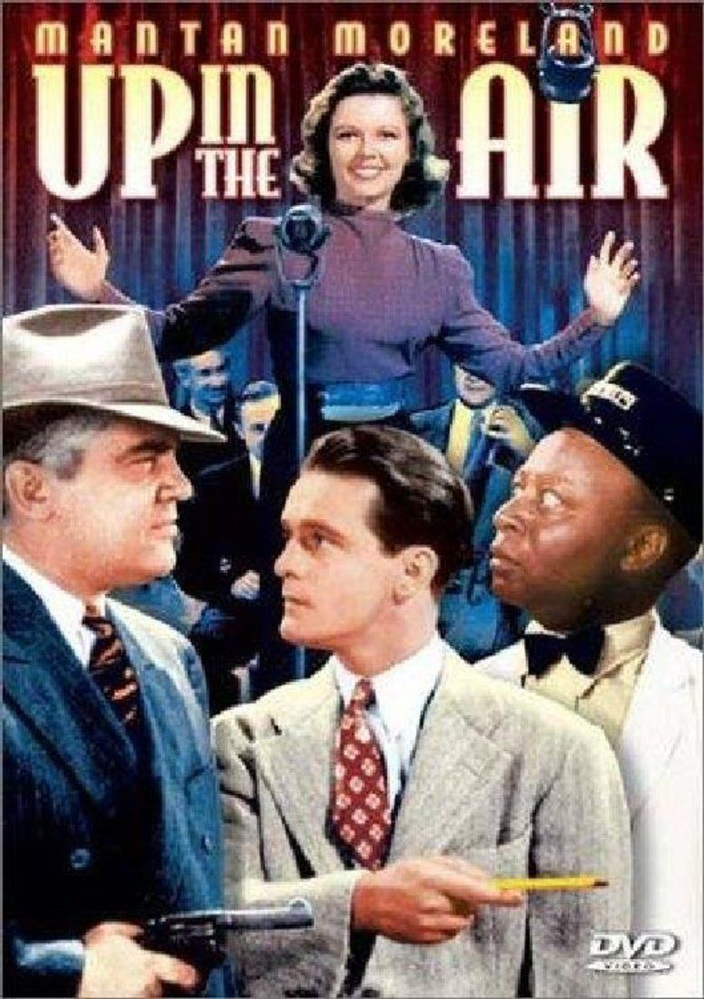 Up in the Air (1940 film) movie poster