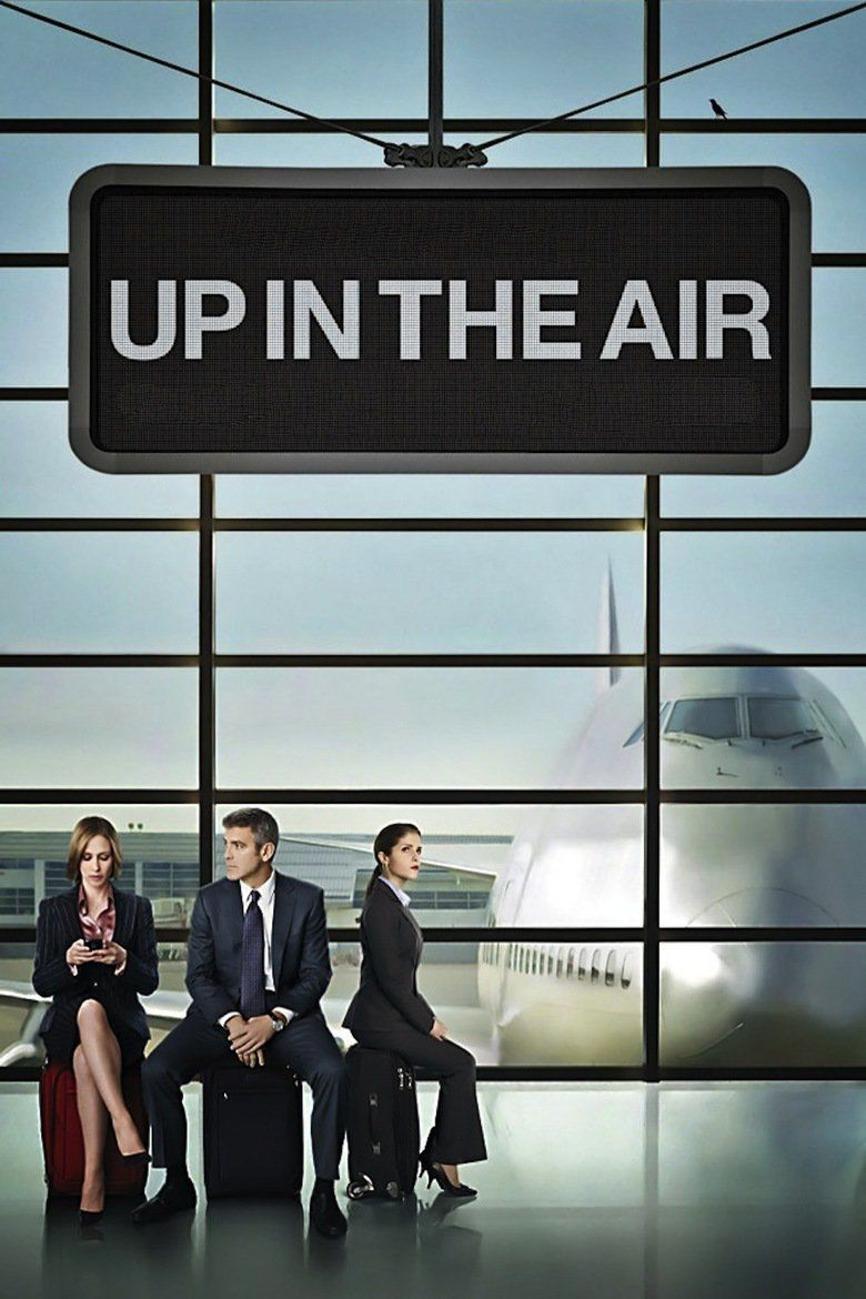 Up in the Air (2009 film) movie poster