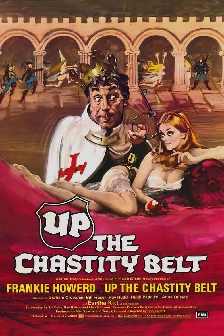 Up the Chastity Belt movie poster