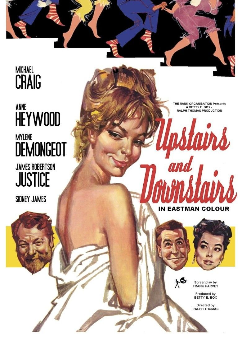 Upstairs and Downstairs movie poster