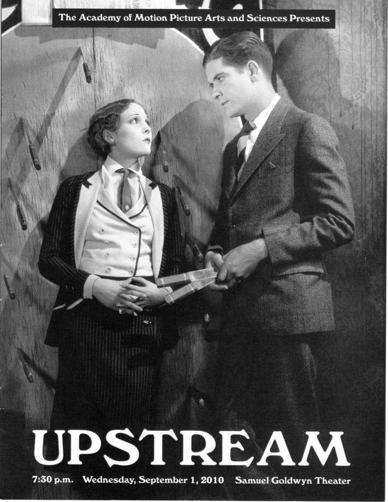 Upstream (film) movie poster