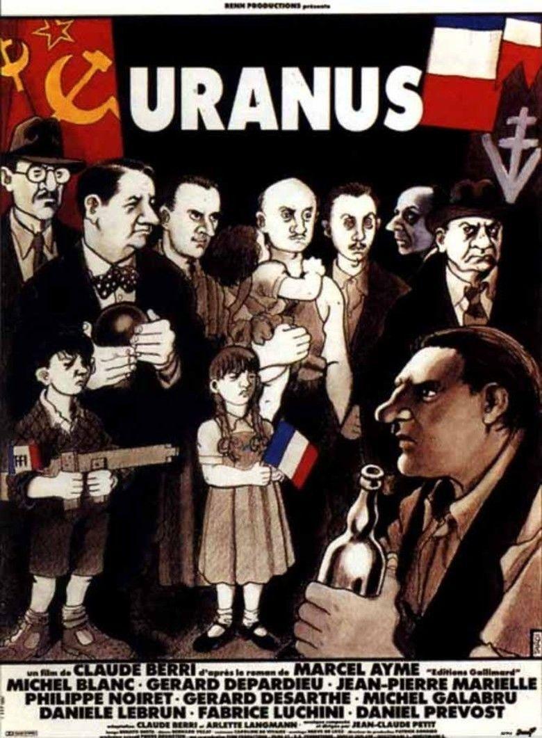 Uranus (film) movie poster