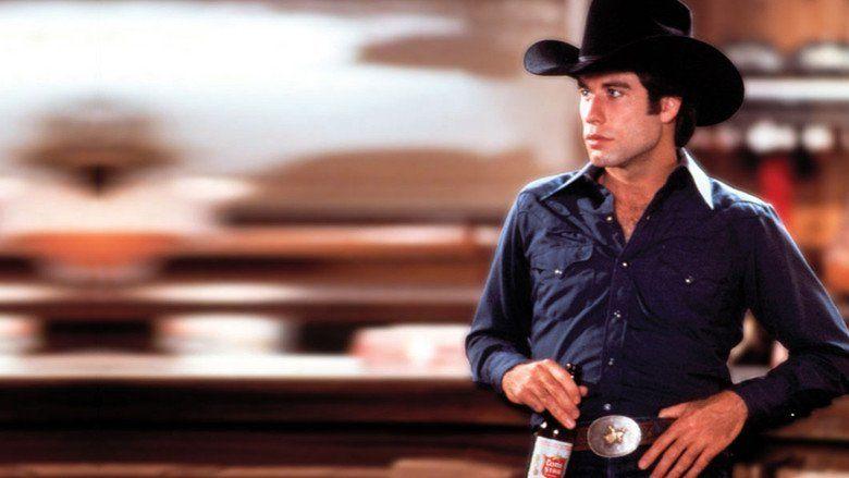 Urban Cowboy movie scenes