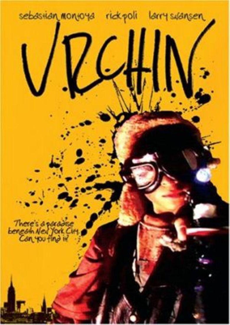 Urchin (film) movie poster