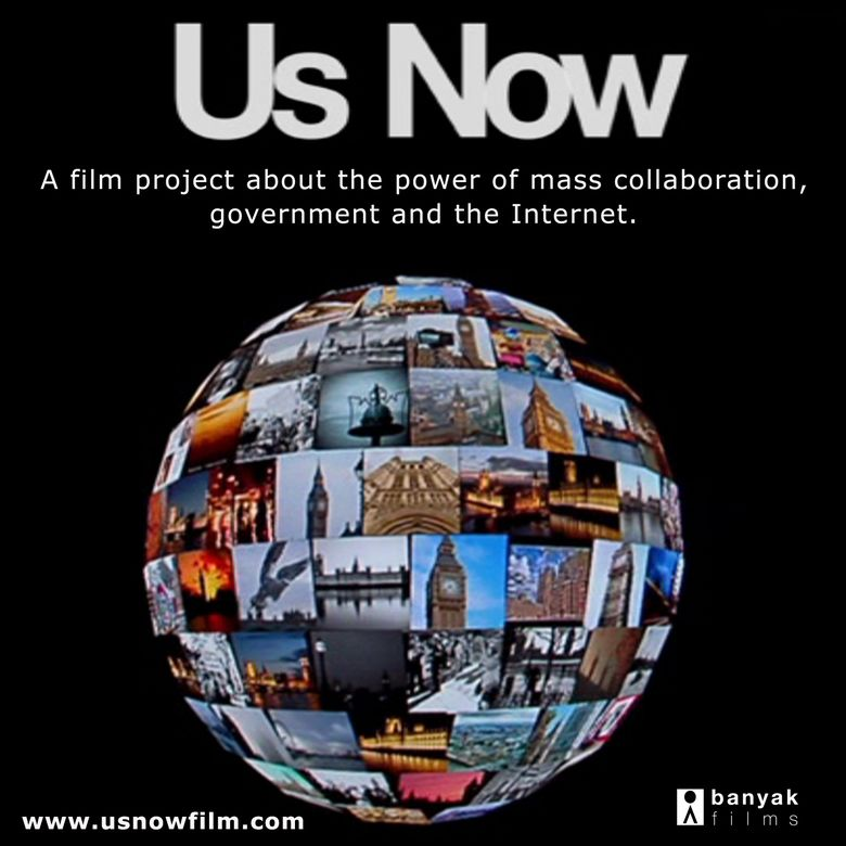Us Now movie poster