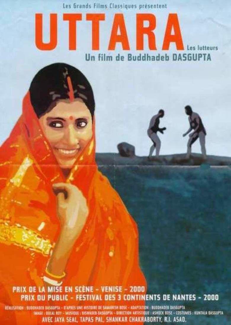 Uttara (film) movie poster