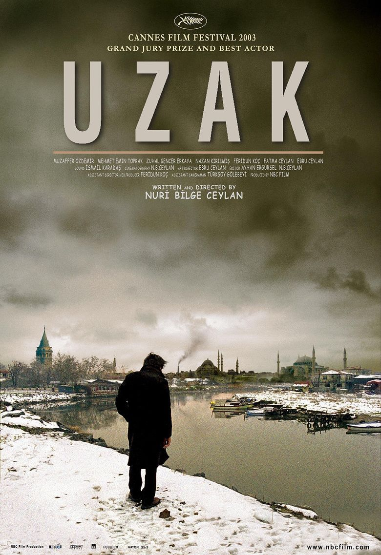 Uzak movie poster