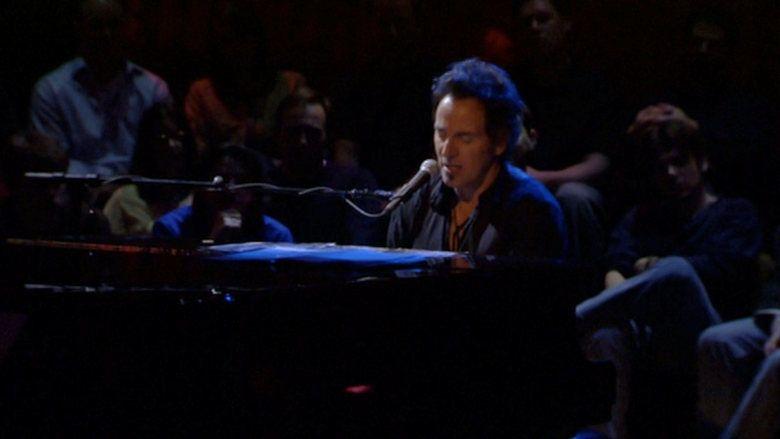 VH1 Storytellers (Bruce Springsteen) movie scenes