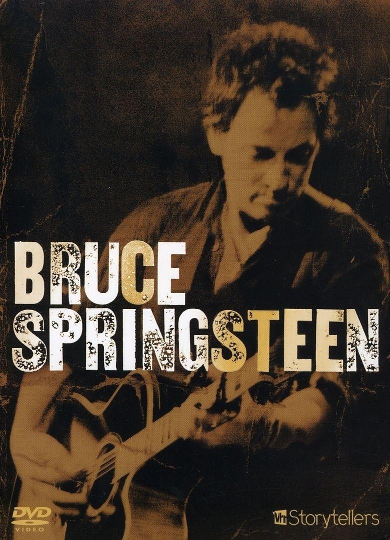 VH1 Storytellers (Bruce Springsteen) movie poster
