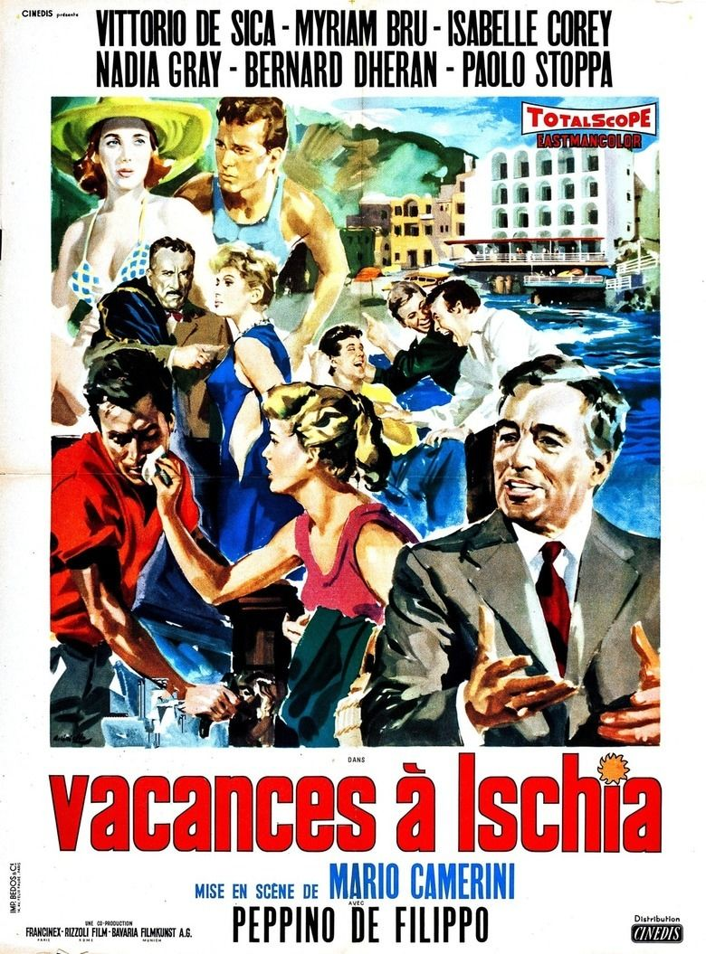 Vacanze a Ischia movie poster