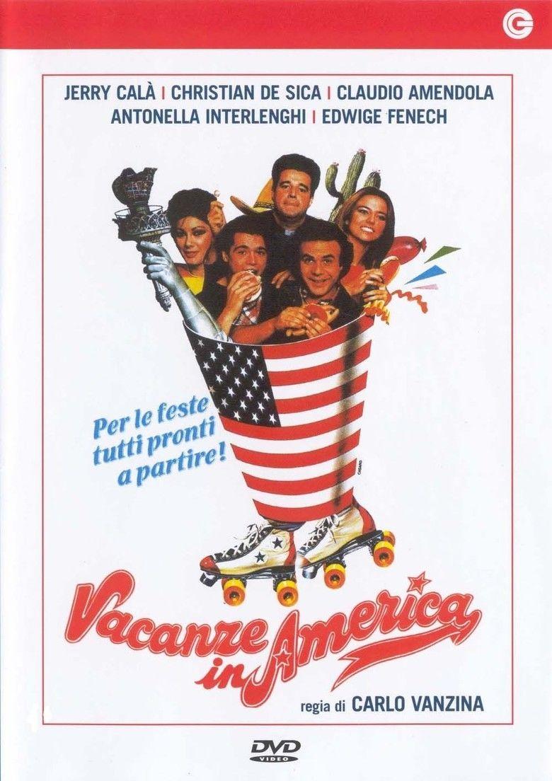 Vacanze in America movie poster