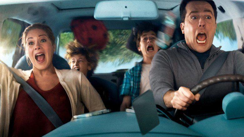 Vacation (2015 film) movie scenes