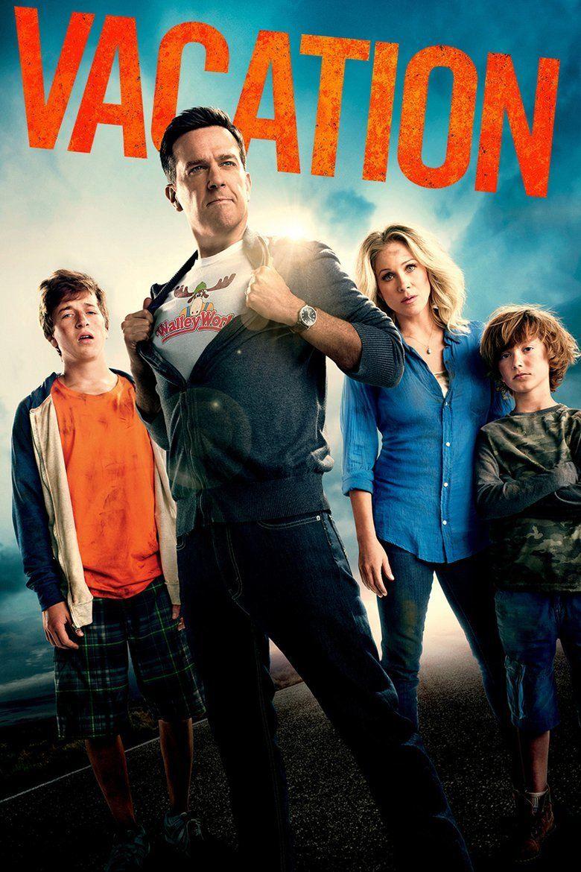Vacation (2015 film) movie poster