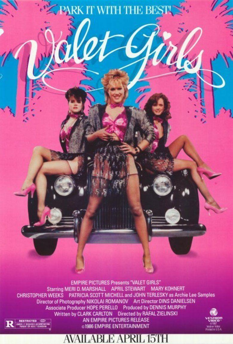Valet Girls movie poster