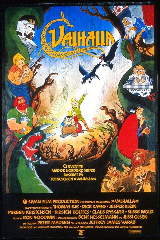 Valhalla (film) movie poster