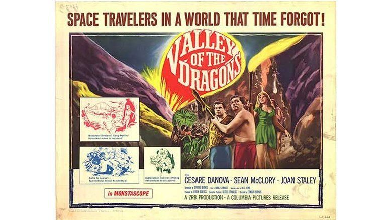 Valley of the Dragons (1961 film) movie scenes