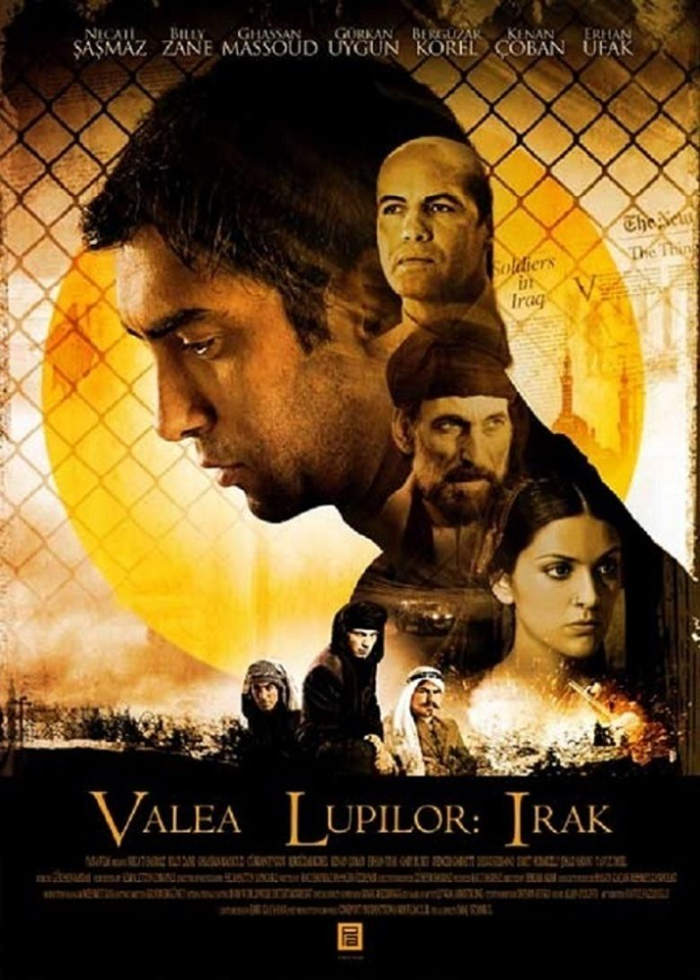 Valley of the Wolves: Iraq movie poster