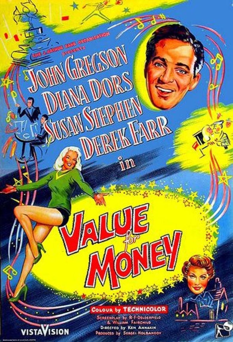 Value for Money movie poster