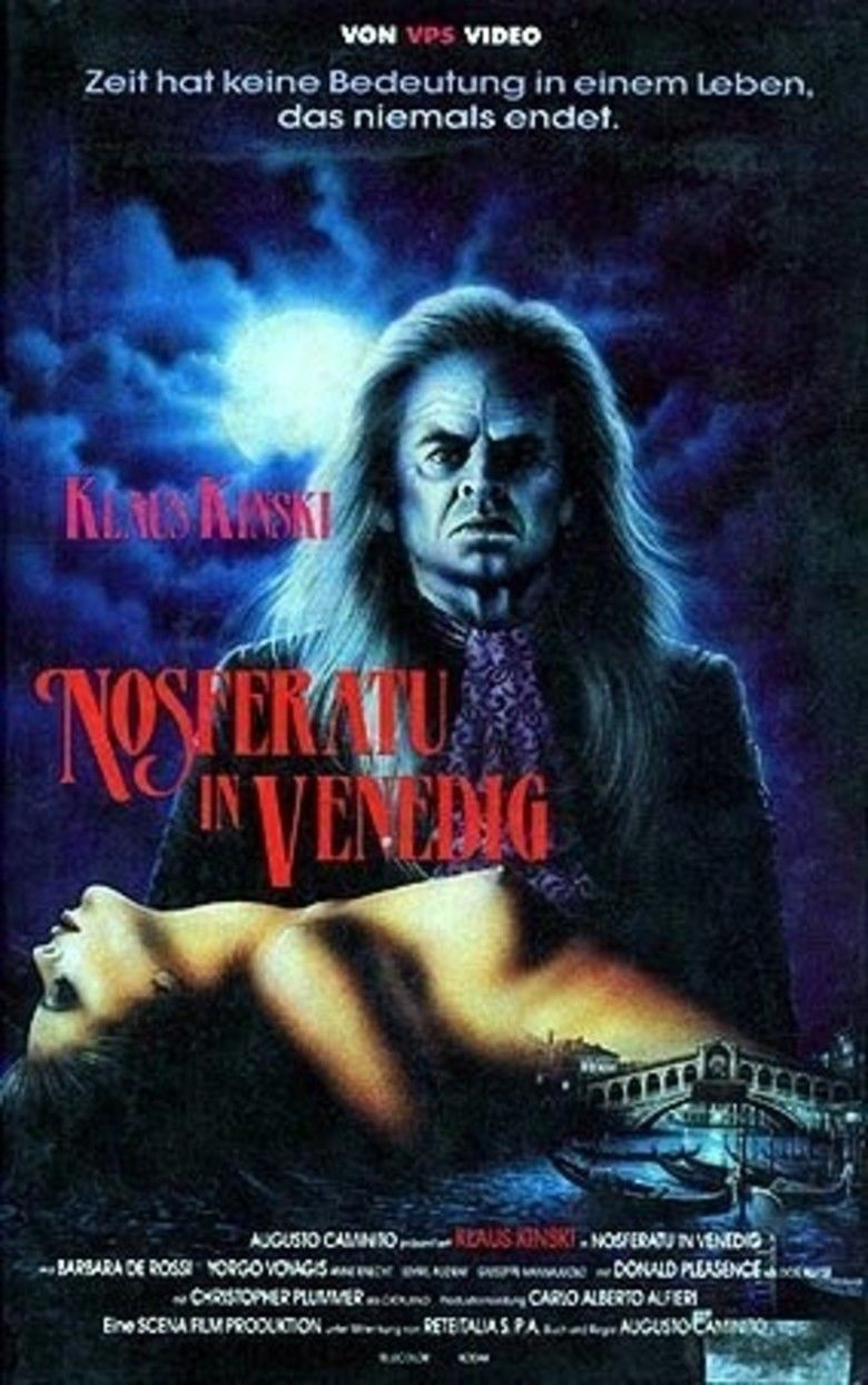 Vampire in Venice movie poster