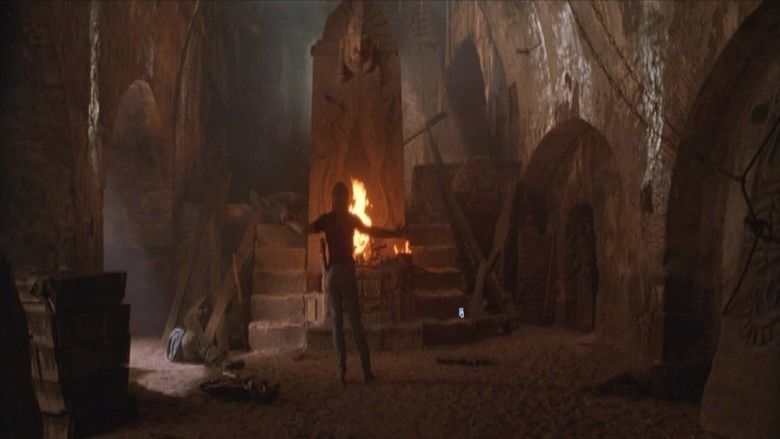 Vampires: Los Muertos movie scenes