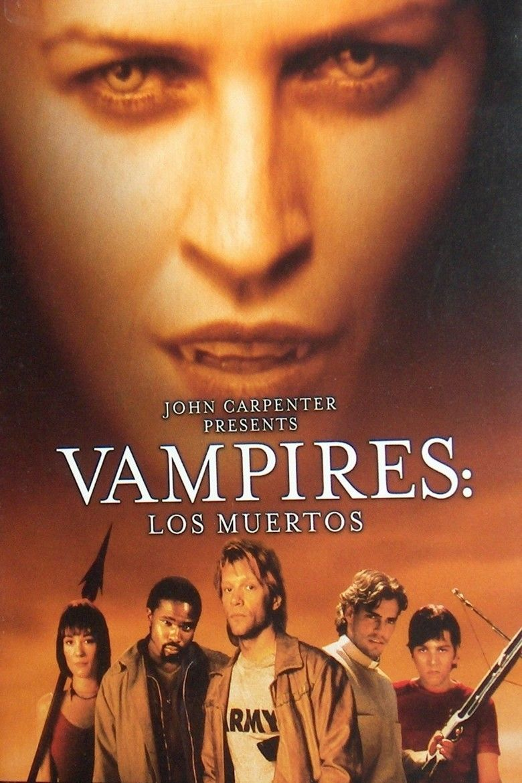 Vampires: Los Muertos movie poster