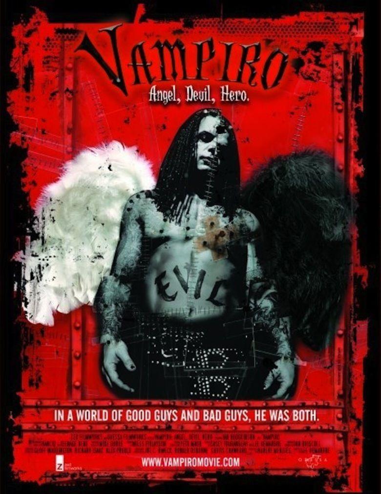 Vampiro: Angel, Devil, Hero movie poster
