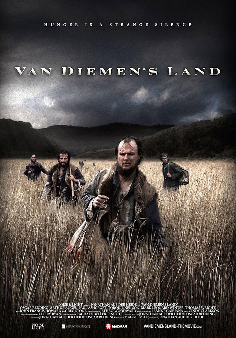 Van Diemens Land (film) movie poster