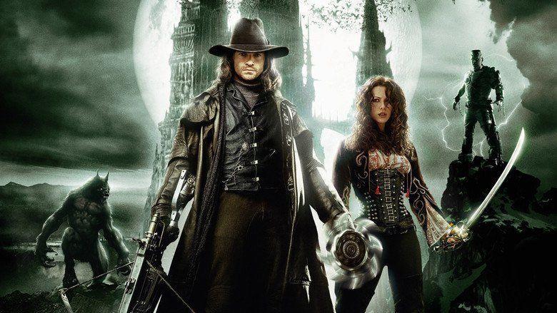 Van Helsing (film) movie scenes