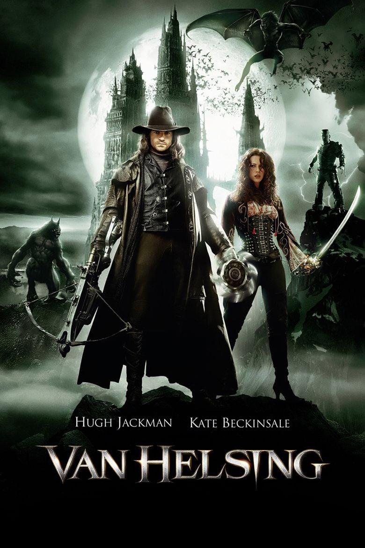 Van Helsing (film) movie poster