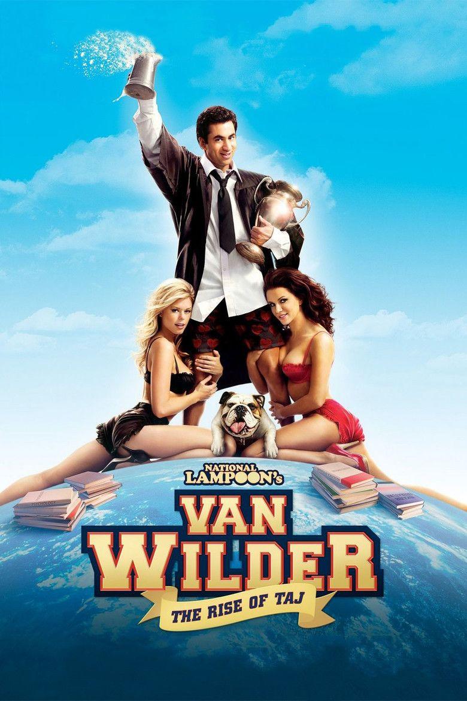 Van Wilder: The Rise of Taj movie poster