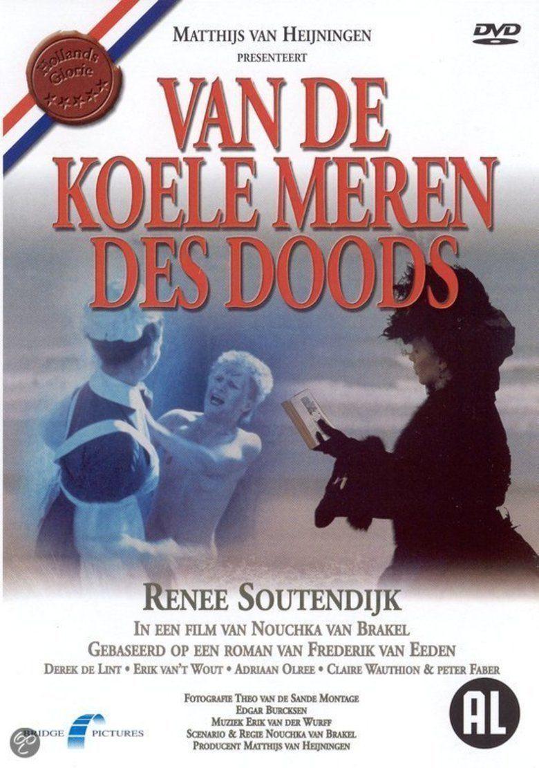 Van de koele meren des doods (film) movie poster